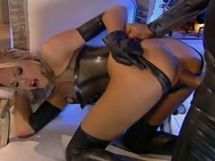Briana Banks Loves Latex