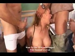 Briana banks group orgy p1