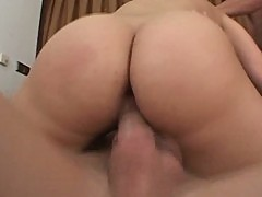 Claudia Rossi DP and Creampie