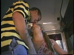 Crystal ray - school bus girls 6 (scene 4)