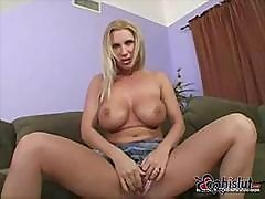 Devon Lee Shows Off Her Ass And Bounces It On His Hard Cock