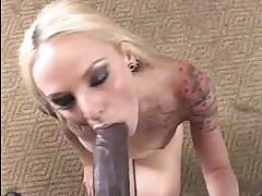 Faye Runaway gets banged by a hung black