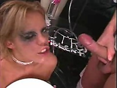 Gia Paloma enema accident