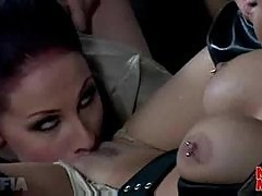 Gianna Michaels: The Nut Busters
