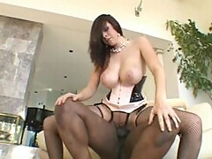 Lex loves huge white tits with gianna michaels