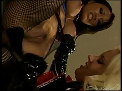 Smoking Hot Lesbian Scene With Gorgeous Pornstars Teanna Kai And Hannah Harper