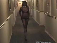 Jada Fire - Smoking Fetish at Dragginladies