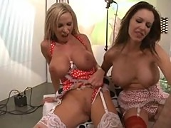 Jenna Presley and Nikki Benz