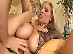 Big Boob Babe Julia Ann Gets Fucked Hard And Has Hot Orgasm