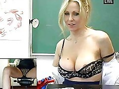 Live Naughty TeacherJulia Ann