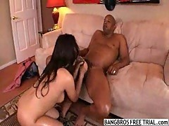 Kaci starr creams on the monster cock 3