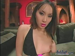 Katsuni is a hot Asian whore