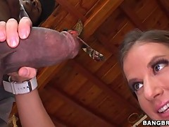 Two pounds Of Monster Cock For Kaylynn Kage