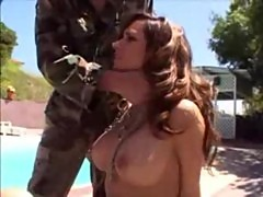 Kinzie Kenner, Chained and fucked like a whore