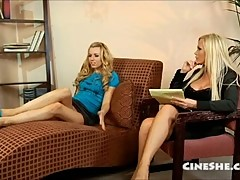 Lexi Belle And Nikki Benz Deception