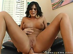 Mackenzee Pierce gets fucked up the ass hardcore up her tight ass
