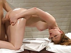Marie McCray - Hardcore massage