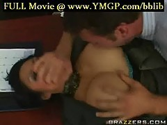 Mika tan fucks her boss