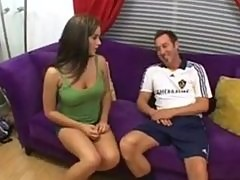 Natasha Nice fucks soccer player