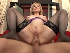 Naughty Nina Hartley hardcore sex