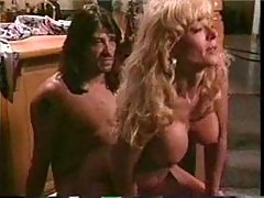 Nina Hartley classic pornstar pounded