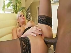 Blonde Babe Phoenix Marie Takes On Lex Steele And His Big Cock In The Ass