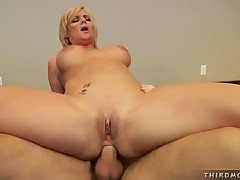 Phoenix Marie gets real fucked hard in her ass she really enjoys it