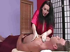 Sexy Rayveness Gives a Special Massage
