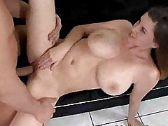Busty Sara Stone Gets Filled