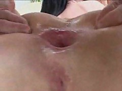 Anal double barrel delights taylor rain