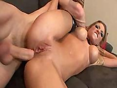 Teagan Presley Loves Anal