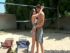 Tori Black Loves A Good Volleyball Fuck