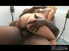 Velicity Von takes big black dong