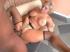 Velicity Von: Orgasm With A Huge Black Cock