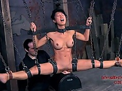 Tia Ling on RealTimeBondage