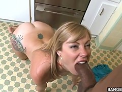 Anal Addicted Whore Gets Some Black Meat