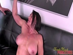 Jillian Foxxx Muscle Domination