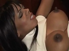 Claudia Price (Ebony Goddexxx) In The Wicked Ones! - Pornhub.com