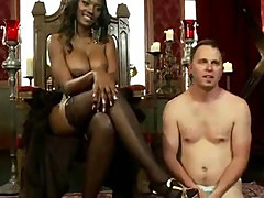 Intense BDSM sex and anal fistin