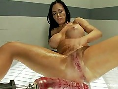 Licking Up Her Squirt: The Ever Wet Jenna