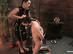 Training of a Houseboy: Episode 3 The Cock Puppet