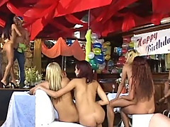 Group bang hot chicks in rio