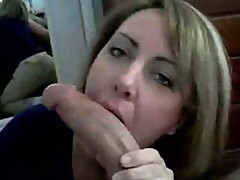 Sploosh - Homegrown Milf slurping cock