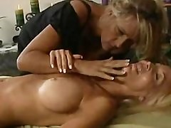 crazy sex addict milf seduce a mature lady