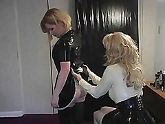 Domestic Maid Service - Scene 1