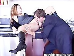 Isabella Soprano - Naughty Office