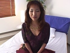 avmost.com - Elegant babe with long nails spreads her legs for vibrator