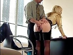Office Fucking For Sexy Secretary Kayden Kross
