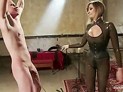 Examining The Teachers Pet: Episode 5 Eat your cum for me bitch