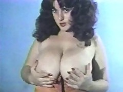 Big Natural Tits Retro Series
